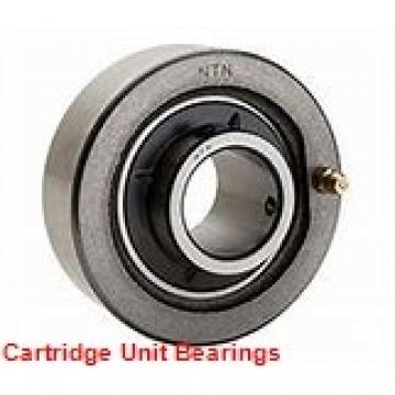 QM INDUSTRIES QMMC13J207SEC  Cartridge Unit Bearings