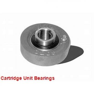 QM INDUSTRIES QMMC34J607ST  Cartridge Unit Bearings