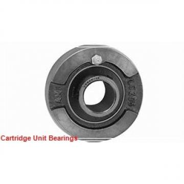 QM INDUSTRIES QMMC22J407SN  Cartridge Unit Bearings