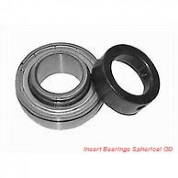 SEALMASTER 2-36D  Insert Bearings Spherical OD
