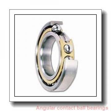 1 Inch | 25.4 Millimeter x 1.375 Inch | 34.925 Millimeter x 0.188 Inch | 4.775 Millimeter  RBC BEARINGS SAA10XL0  Angular Contact Ball Bearings