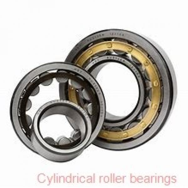 4.331 Inch | 110 Millimeter x 7.874 Inch | 200 Millimeter x 1.496 Inch | 38 Millimeter  SKF NU 222 ECP/C3  Cylindrical Roller Bearings #2 image